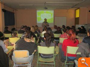 La UPCCA realiza nuevas actividades en los colegios de Alfafar