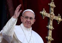 Roma el papa Francisco nombra obispos en Chile