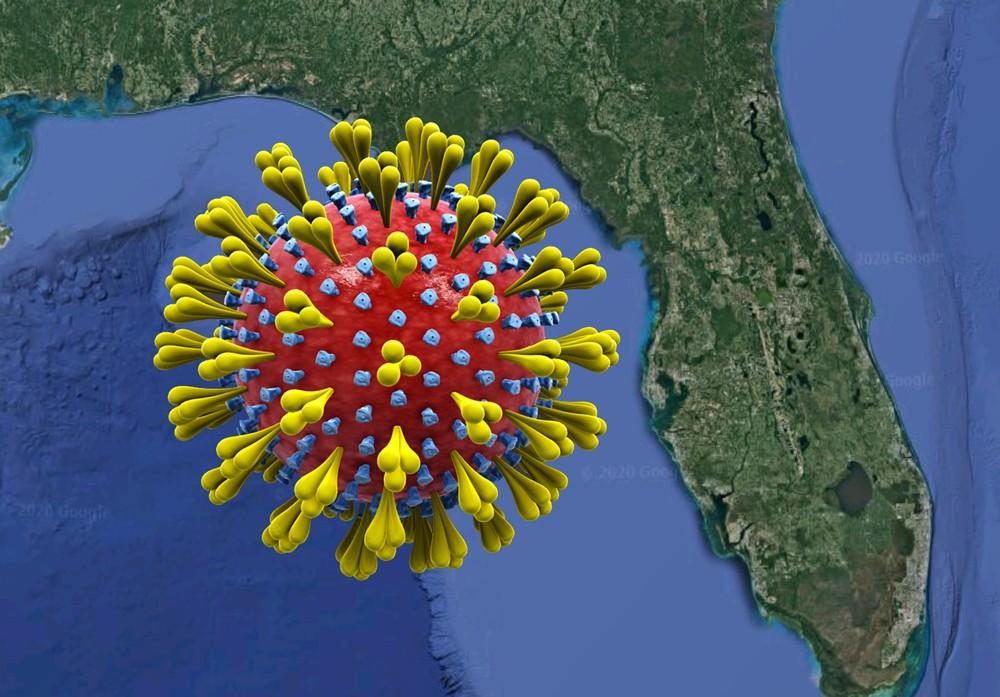 Miami-Pandemia: El estado de la Florida reporta 78 muertos y 7.391 infectados en 24 horas