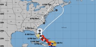 Clima-RD: Isaías se convierte en huracán con rumbo a Cuba y Estados Unidos