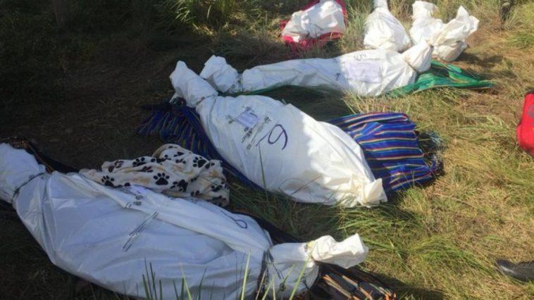 Colombia: asesinan 5 personas en región fronteriza con Venezuela