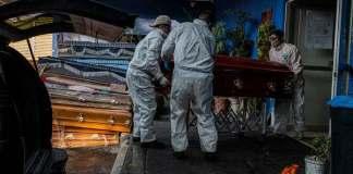 Coronavirus-México: reportan 729 muertos y 6.751 infectados en 24 horas