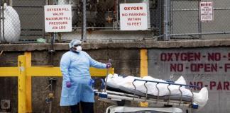 Pandemia: Estados Unidos 172 mil muertos y 5.5 millones de infectados