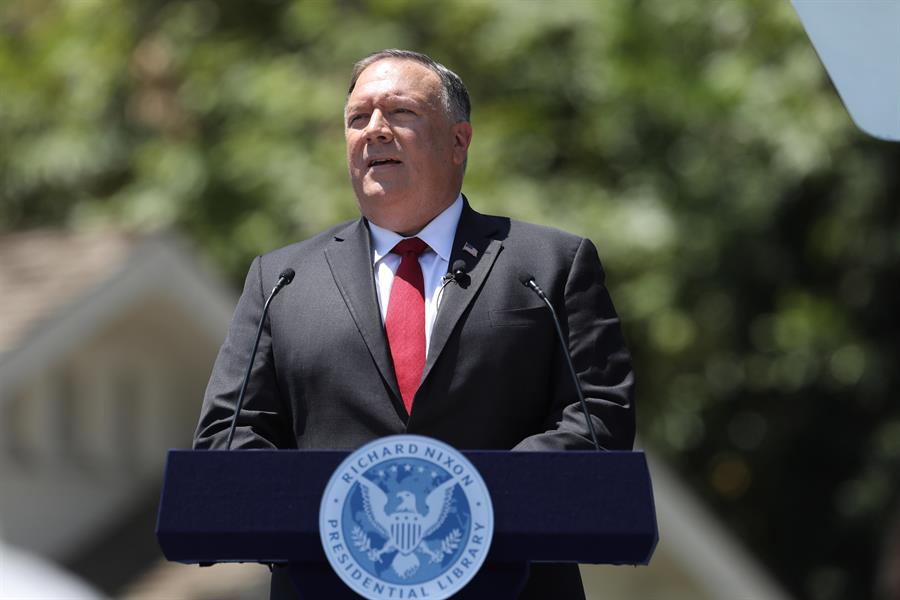 Mike Pompeo,