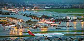 aeropuerto colombia