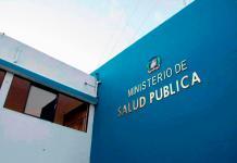 ministerio de salud Publica