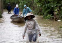 El tifón Molave Filipinas deja 3 muertos y 9 desaparecidos