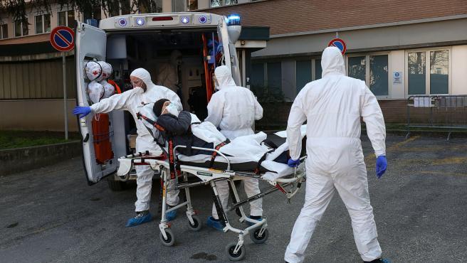 Pandemia: Italia reporta 128 muertos y 21.273 muertos en 24 horas