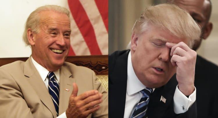 Joe Biden amplía ventaja sobre Donald Trump