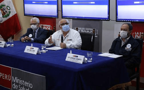 Autoridades de Perú reportan primer caso de difteria en 20 años