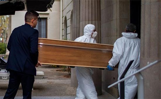 Virus: España reporta 218 muertos y 13.873 infectados en un día