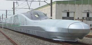 Japón prueba nuevo tren ALFA-X a 382 km/h