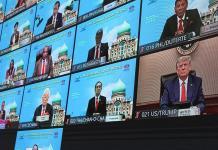 """G-20: Trump dice """"El acuerdo de París fue diseñado para matar la economía de EEUU"""""""