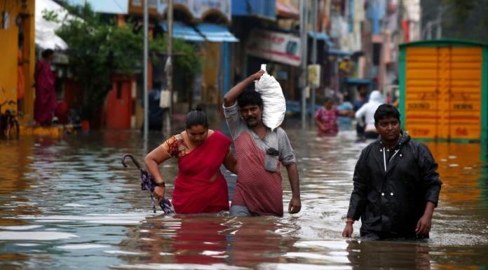 Ciclón Nivar deja muertos, heridos y desaparecidos en la India