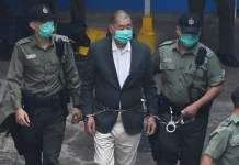 Hong Kong el magnate de la prensa Jimmy Lai continuará en prisión tras apelación