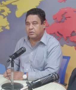 Guillermo Castro, presidente del galardón