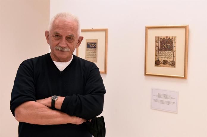 El Gorah Mikulic, editor de la edición facsímil de la Hagadá de Sarajevo