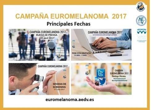 euromelanoma 2017