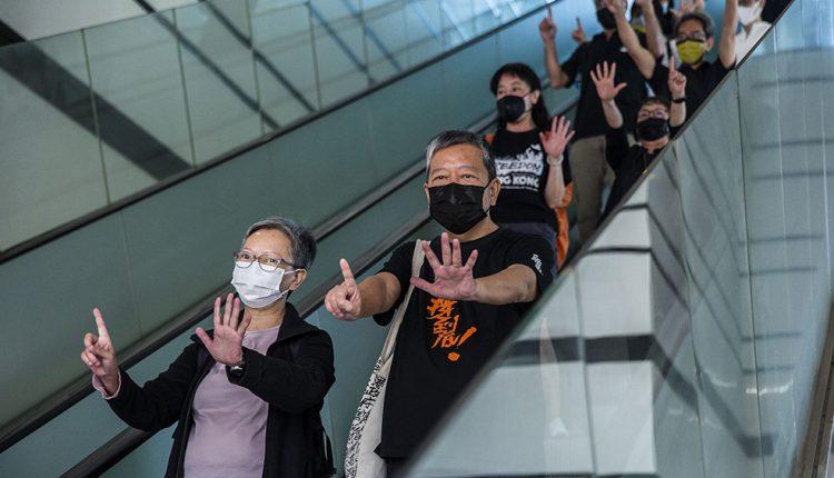 Otros nueve activistas prodemocracia de Hong Kong fueron declarados culpables | El Periodista Online