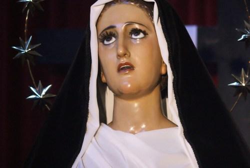 REGINA VIRGO MARIA, CAPÍTULO 11: «AMOR Y SACRIFICIO»