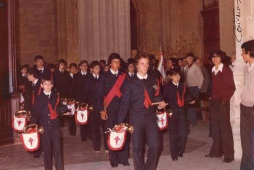 Una mirada al pasado: LAS BANDAS DESAPARECIDAS DE JEREZ