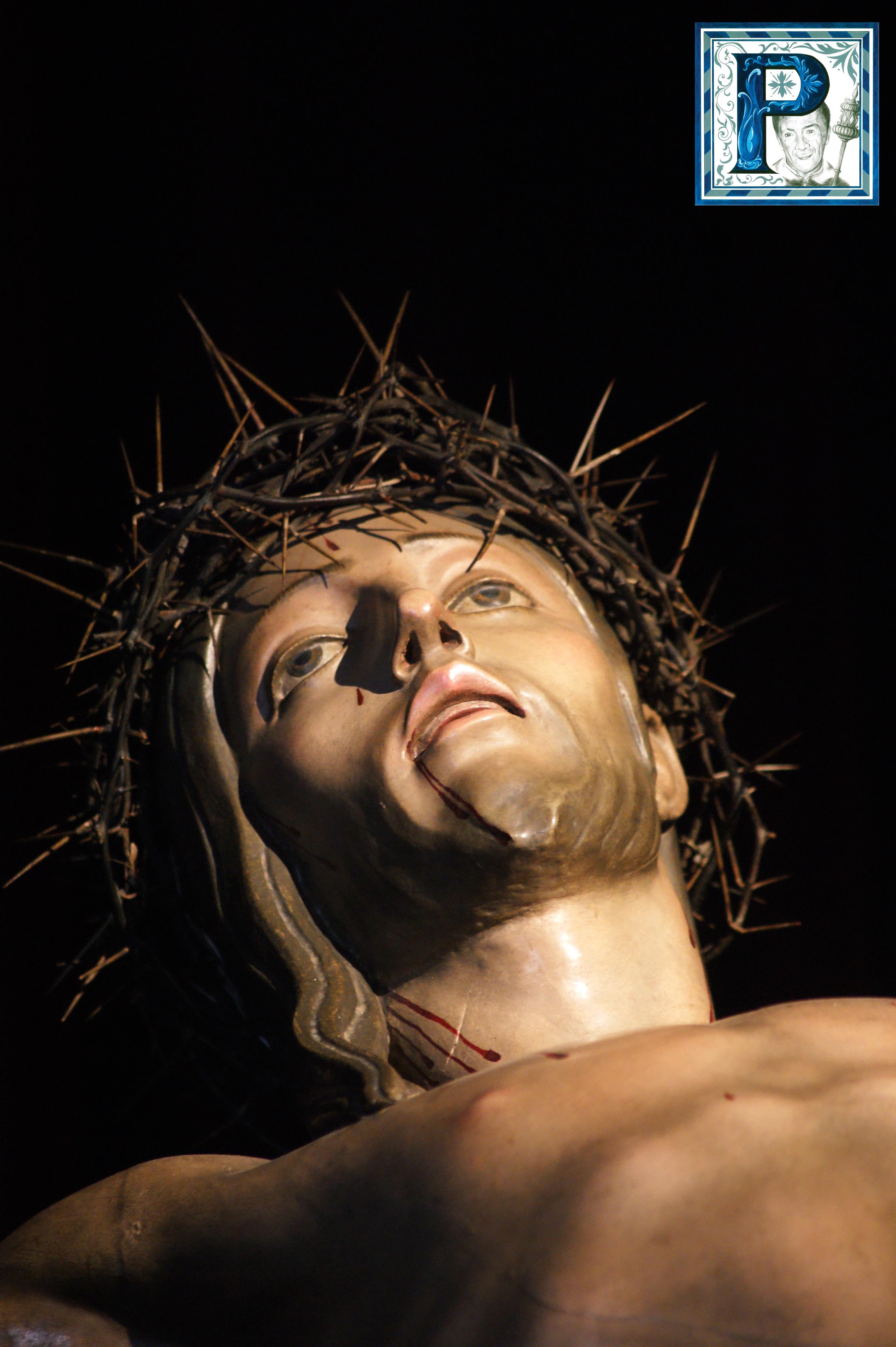 A PIE DE PASO: «El Cristo del Perdón en Tornería»