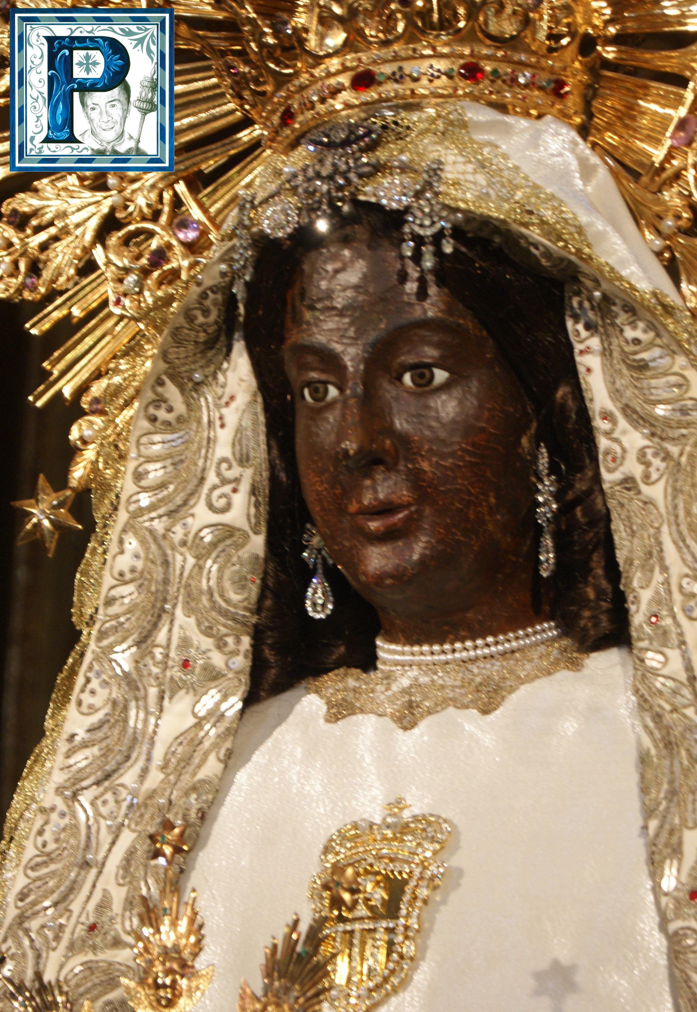 El Besamanos de la Virgen de la Merced en imágenes