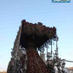 """A PIE DE PASO: """"La Virgen del Desamparo saliendo del Asilo de San José por última vez"""""""