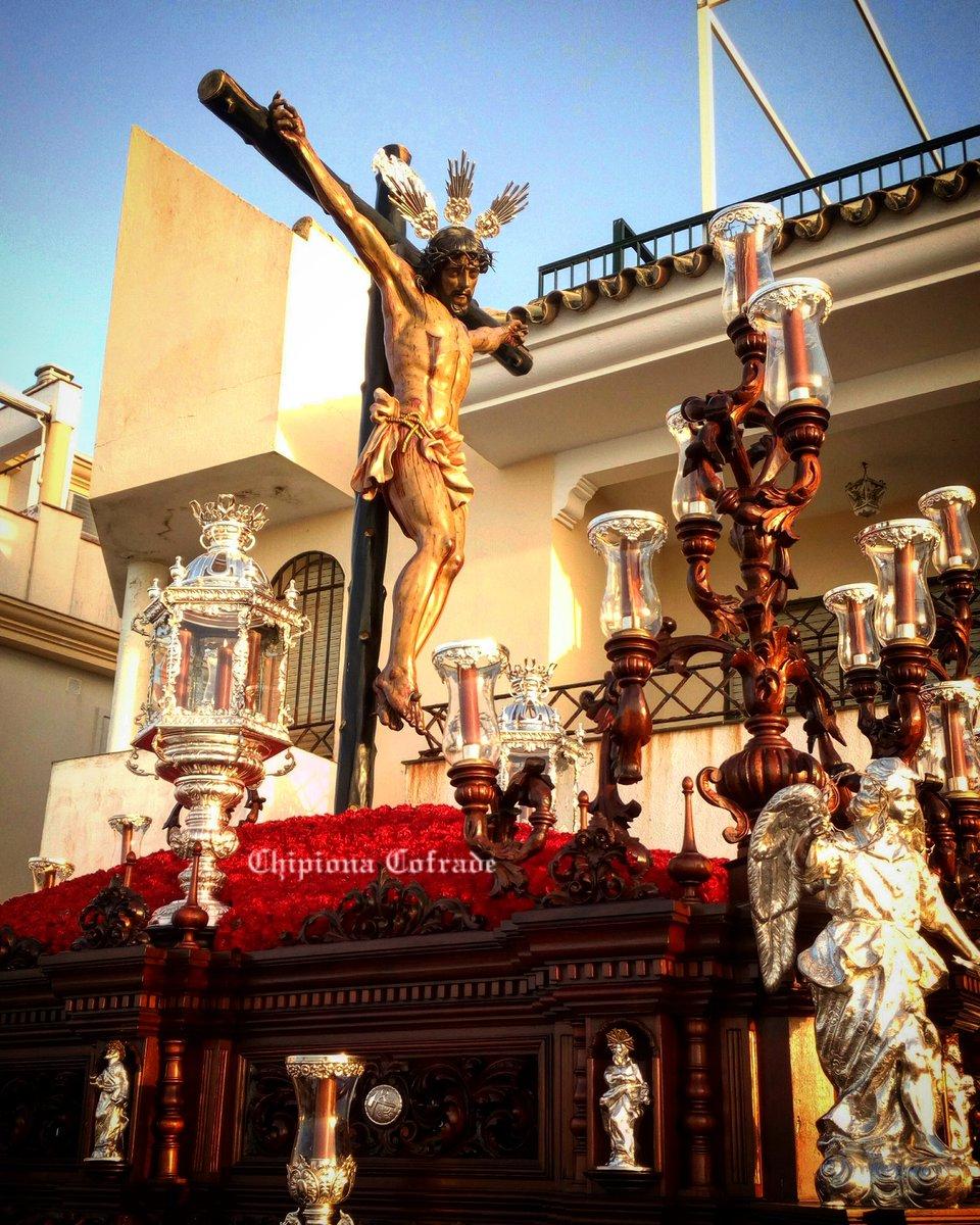 Sones macarenos en la extraordinaria del Cristo de las Misericordias de Chipiona