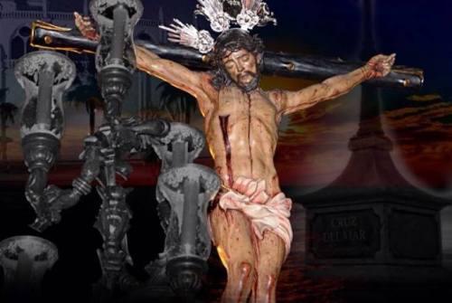 Salida Extraordinaria del Cristo de las Misericordias en Chipiona