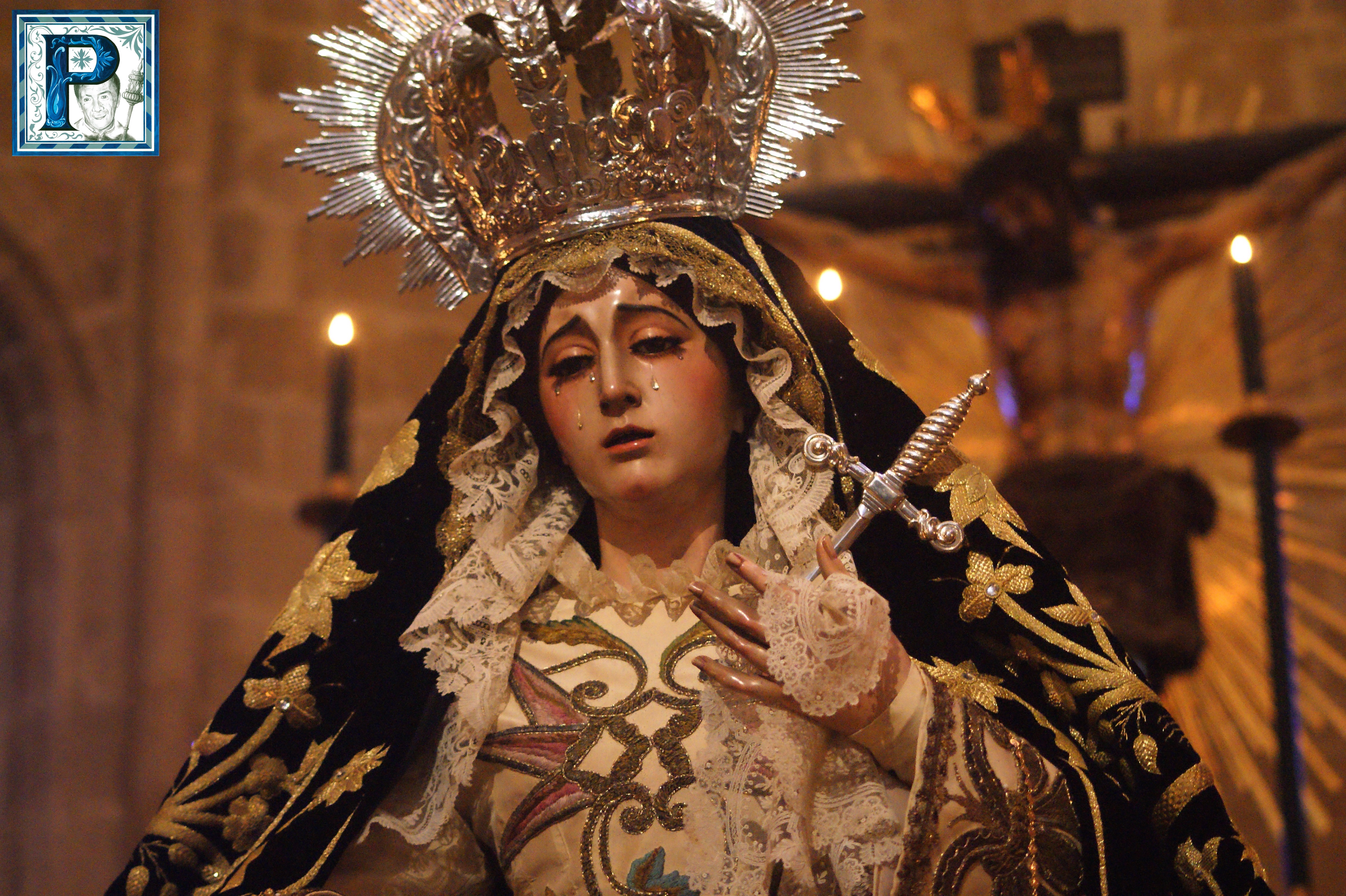 REGINA VIRGO MARIA, Capítulo 2: «Lágrimas»