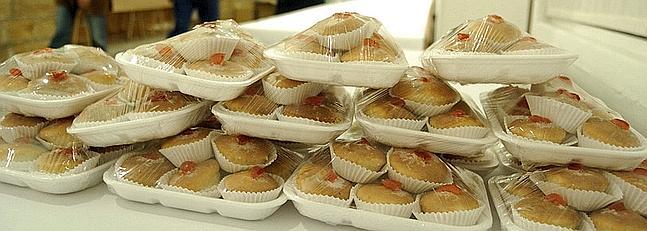 Dulces de Convento en el Mercado Navideño