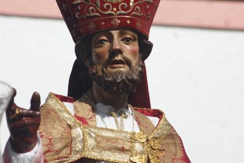 La Procesión de San Blas en vídeo