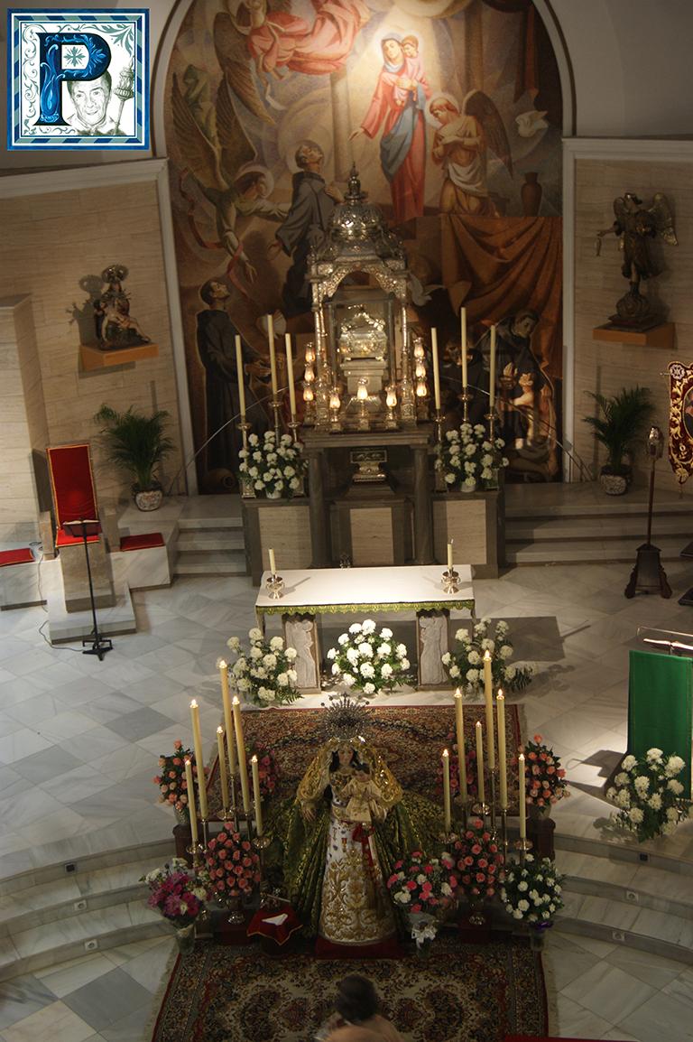 La Procesión de San Blas y el Besamanos de la Virgen de la Candelaria del Sanatorio en imágenes. Por Lucas Álvarez