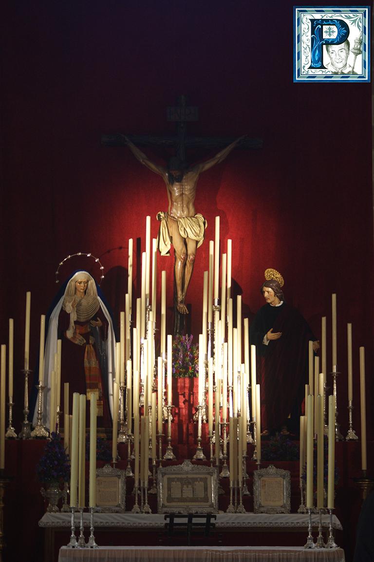 El altar de Cultos de la Buena Muerte en imágenes. Por Lucas Álvarez