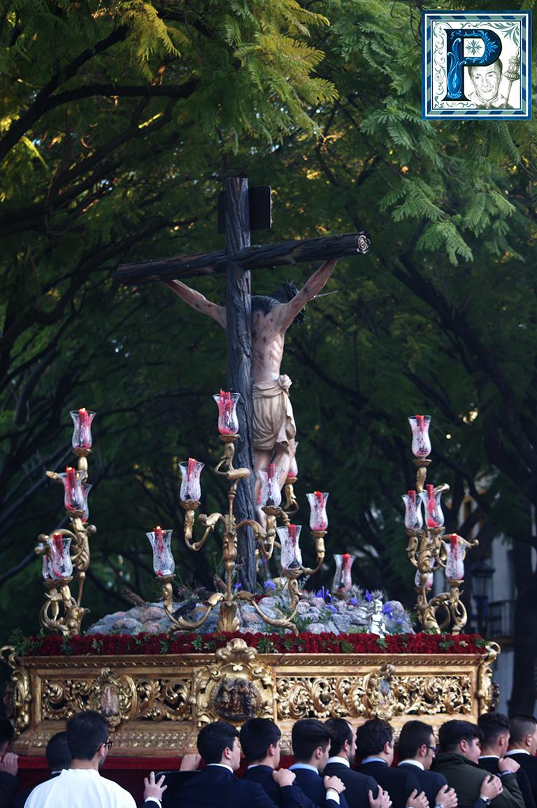 El Vía Crucis del Cristo de las Almas en imágenes. Por Lucas Álvarez