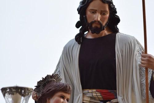 La procesión de San José de las Josefinas en imágenes. Por Lucas Álvarez
