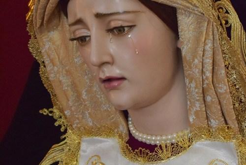 La Hermandad de Pasión celebrará el aniversario de la bendición de Angustia de María en la Parroquia de San Miguel