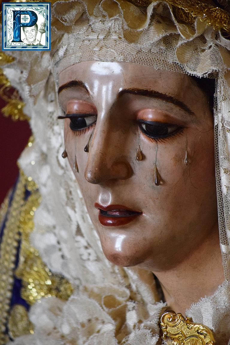 Triduo en honor a la Virgen de la Amargura