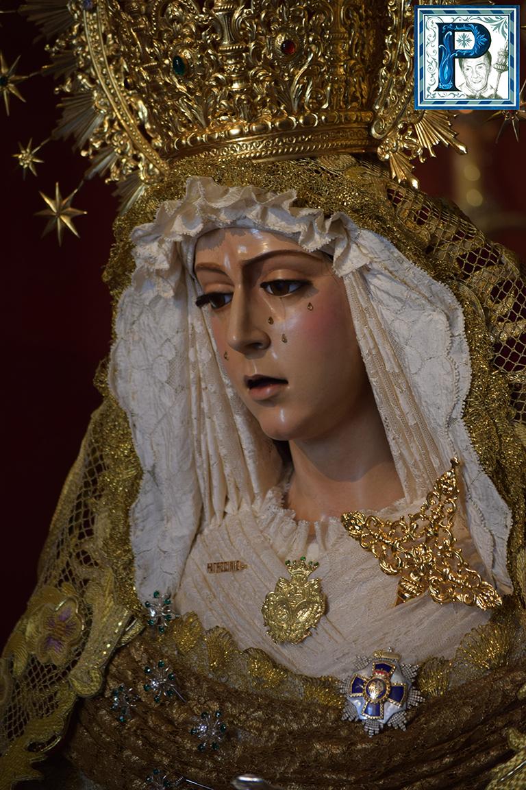 A PIE DE PASO: «Salida de Madre de Dios del Patrocinio»