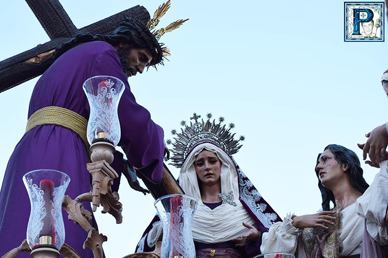 La Banda de las «Tres Caídas» del Realejo» acompañará al Señor de la Entrega