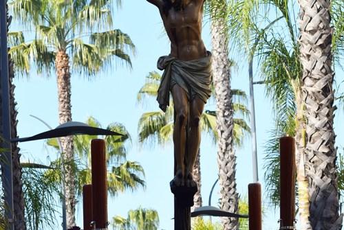 Así suena «Defensión» la nueva marcha de la Centuria Macarena dedicada al Cristo de la Defensión