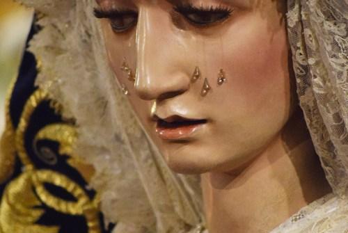 Los hermanos del Desconsuelo apoyan el futuro de la Coronación Canónica de su titular mariana