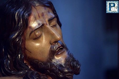 El Cristo de la Defensión será retirado del culto para su conservación preventiva