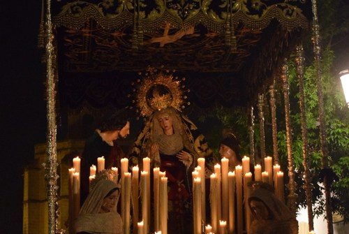 «La Semana Santa de Jerez, traicionada por los propios cofrades» por Abelardo Escudero Torres