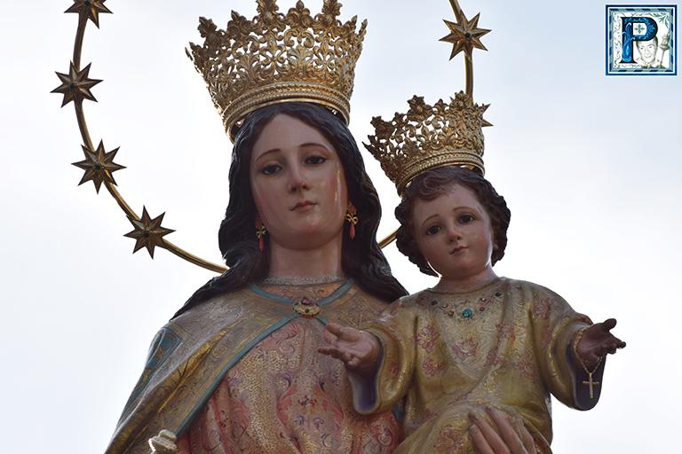 Cultos en honor a María Auxiliadora de la Calle Cabezas