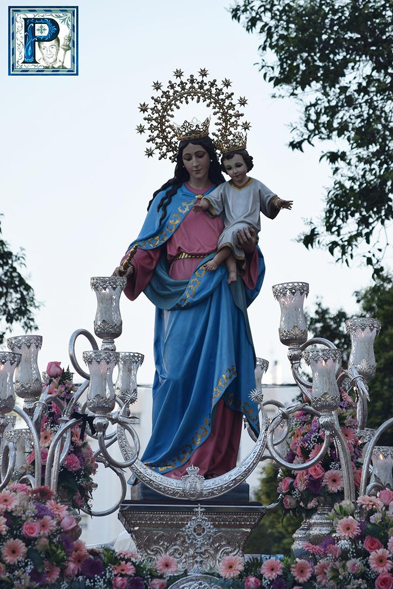 Las procesiones del 26 de mayo en imágenes. Por Lucas Álvarez