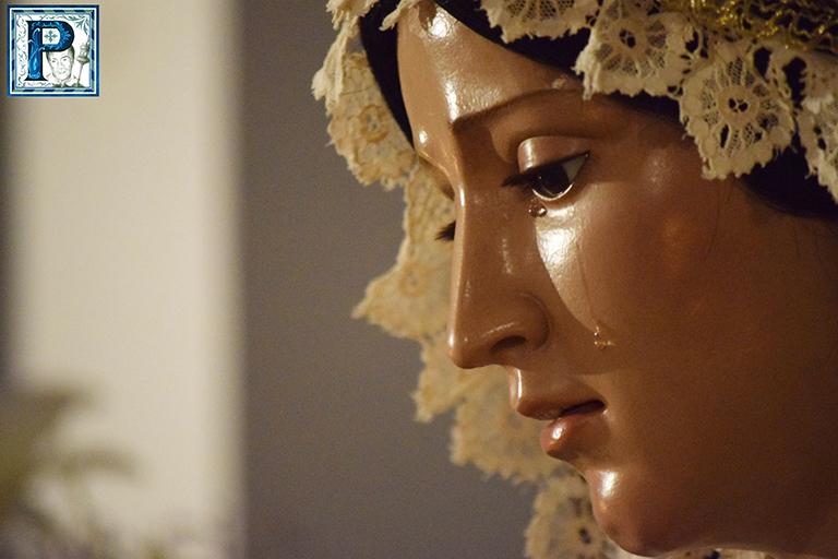Triduo en honor a María Santísima Madre de los Desamparados en Vallesequillo