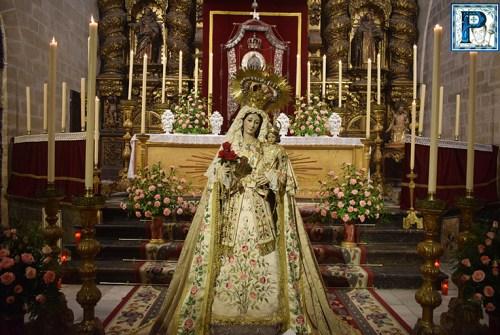 Cultos en honor a Nuestra Señora del Rosario de los Montañeses
