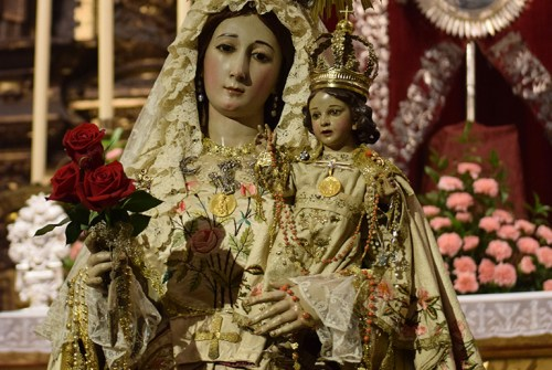 Fiesta de la Rosa en Santo Domingo
